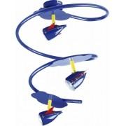 Luminária Infantil Jatinhos para 3 Lâmpadas Dicroicas