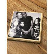 Quadro de Madeira Wood frames 10 Personalizado com Fotos digitais