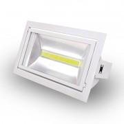 Refletor de LED Embutir Interno 30W