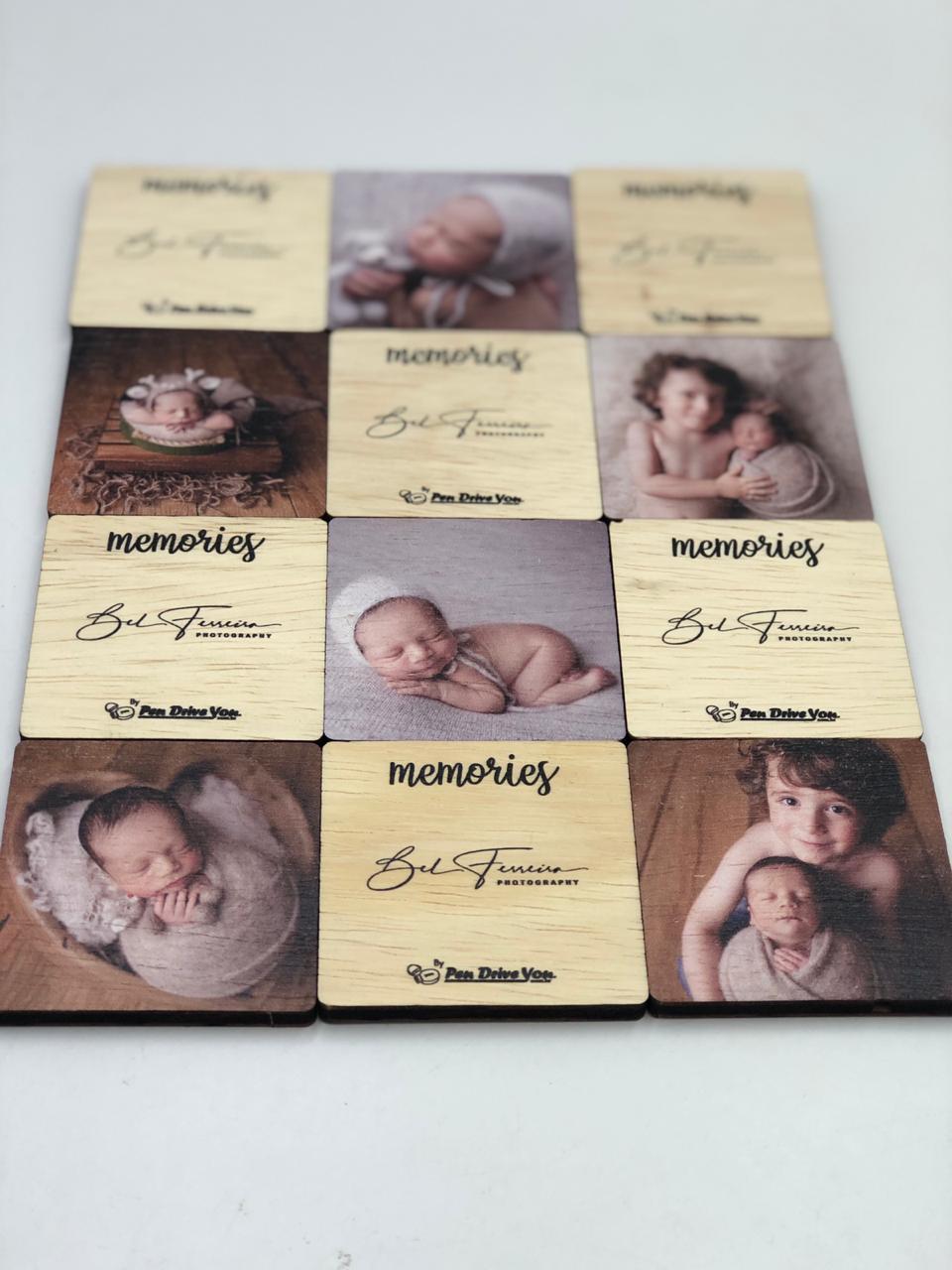 Jogo da Memória 20 - Memories Família