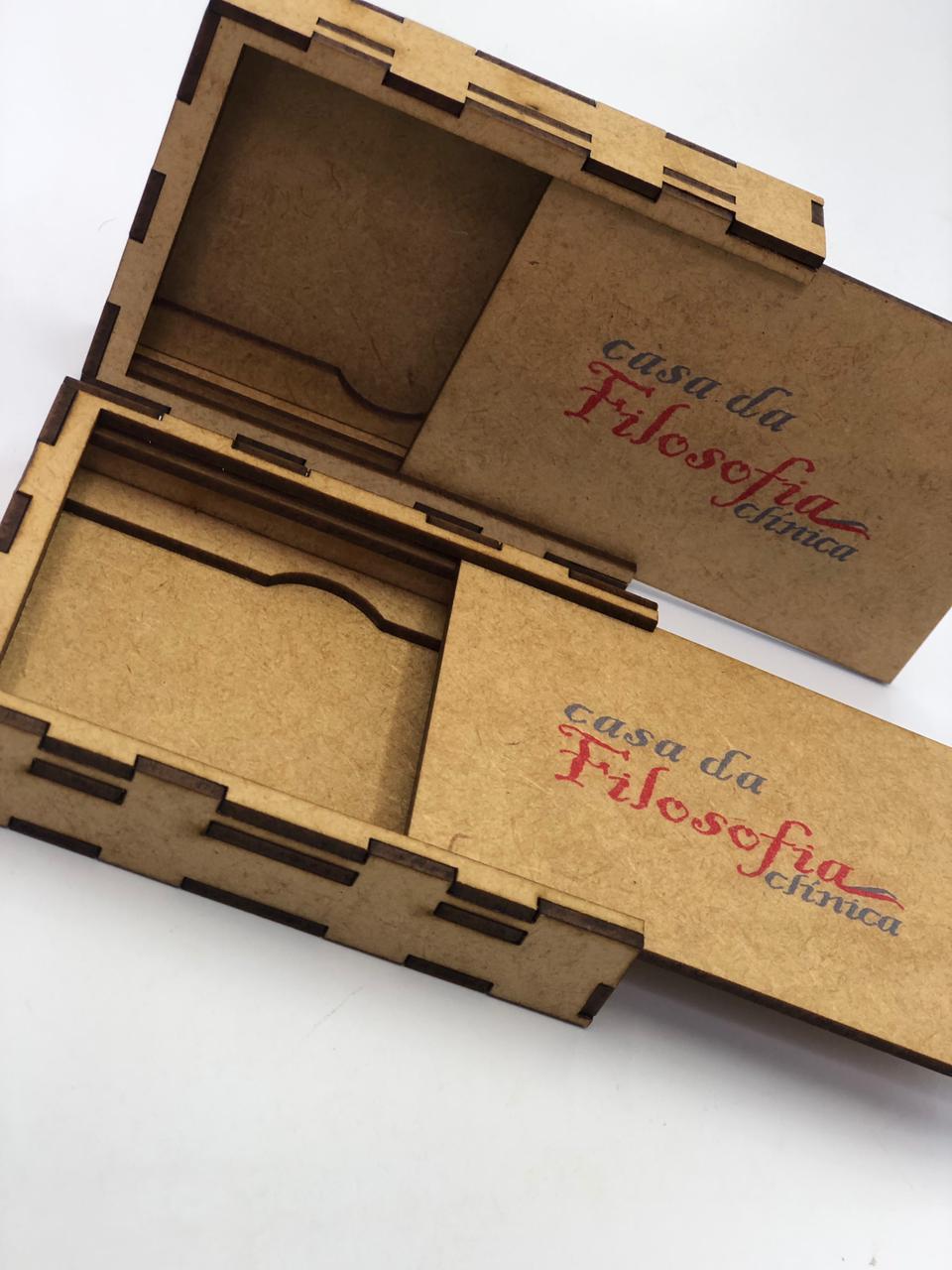 Kit Pen Card Madeira +Case PDY 4GB/8GB/16GB/32GB/64GB  - Pen Drive You
