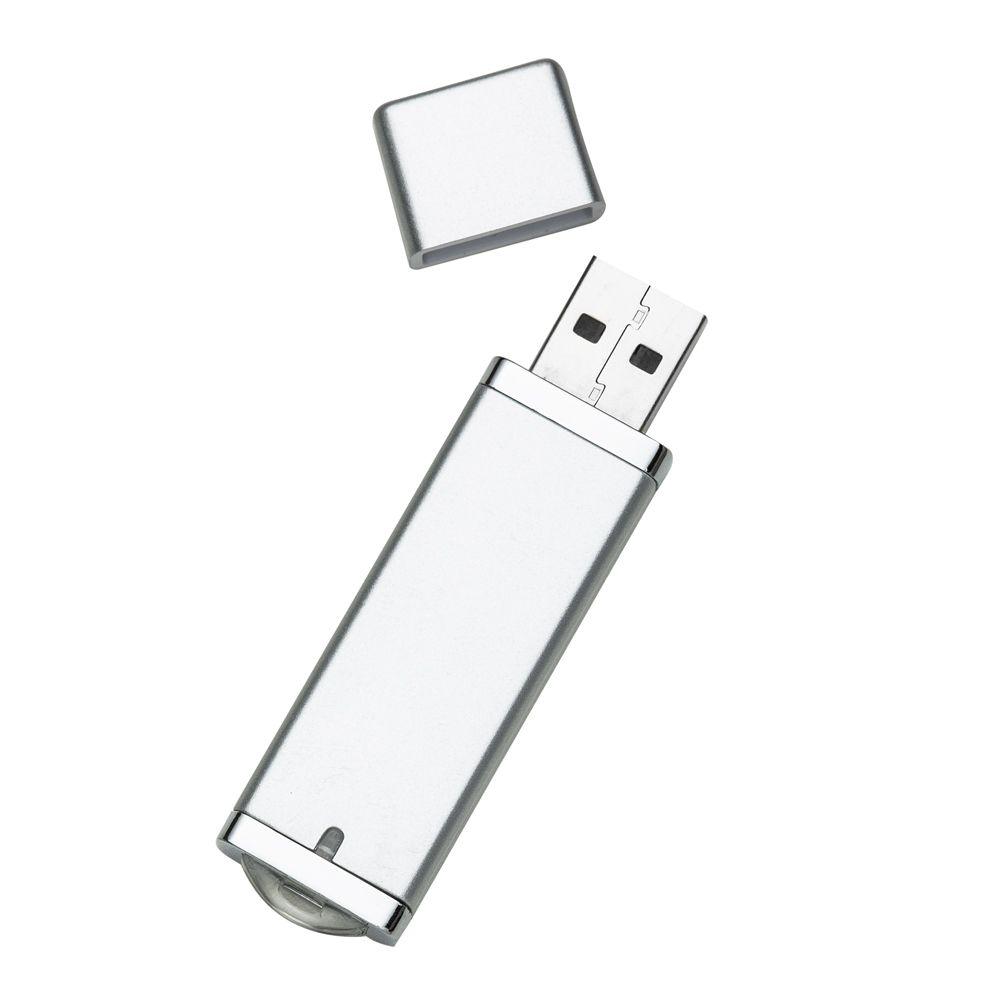 Pen Drive 16GB Plastico Super Talent Prata  Personalizado