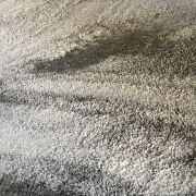 TAPETE VICENZZA PALERMO SOFT 3,50x1,50  PRATA