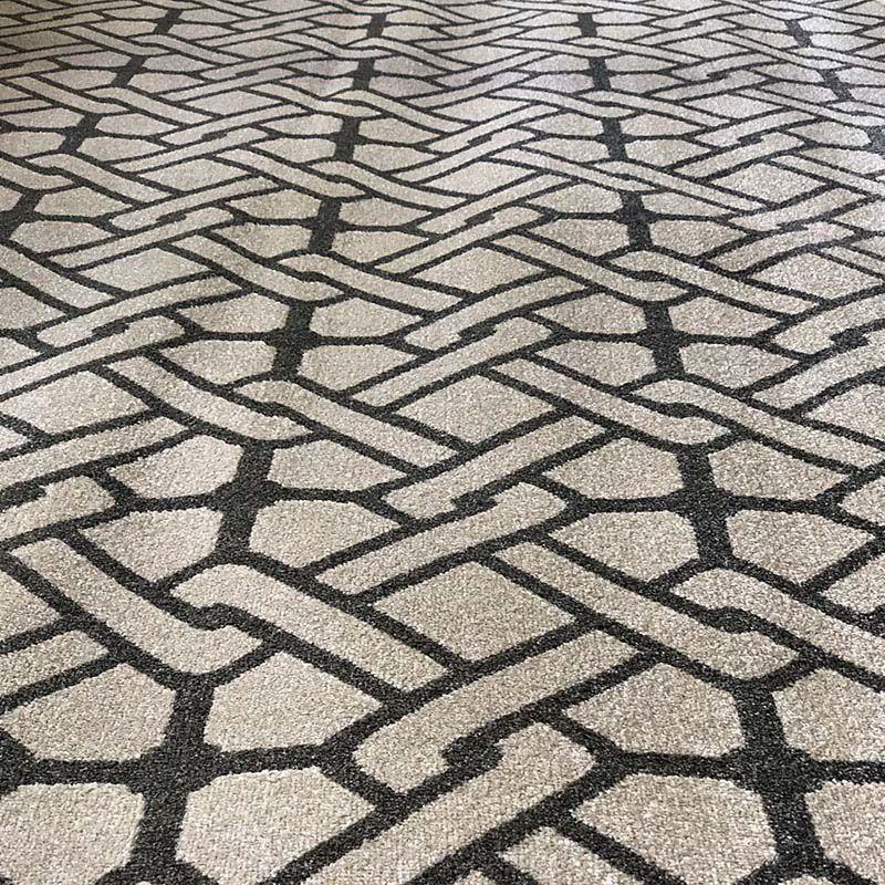 TAPETE SÃO CARLOS CLASSE A NAPOLI 1,5M REDONDO