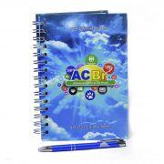 Kit Agenda + Caneta Projeto ACBr