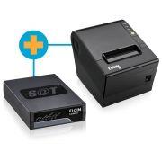 Kit SAT Linker II + Impressora i9 Elgin