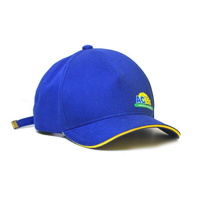 Boné Projeto ACBr Azul