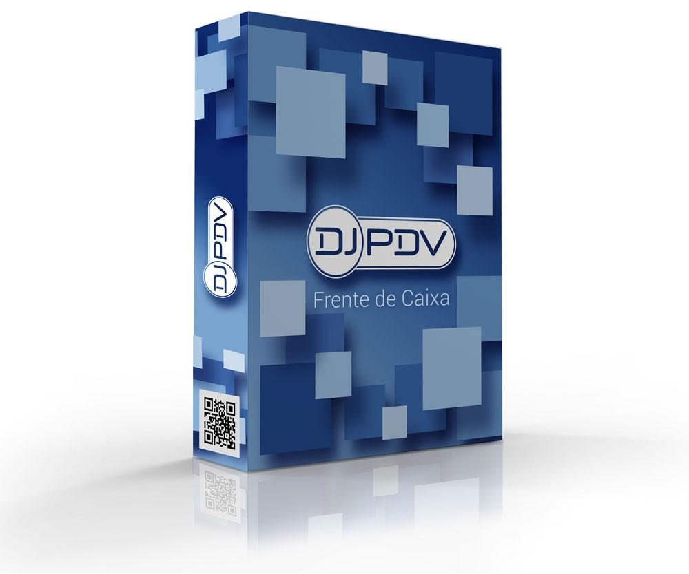 DJPDV - Frente de caixa simples e completo