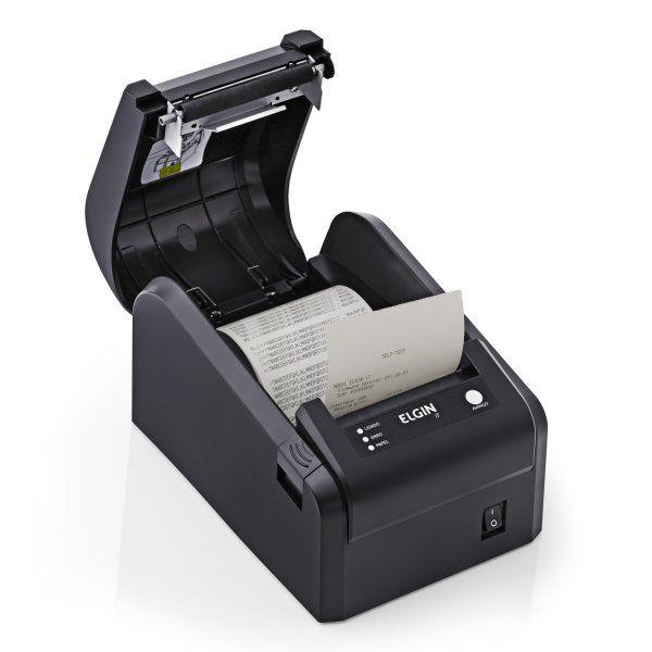 Impressora de Cupom Térmica i7 Elgin (USB/Serrilha)