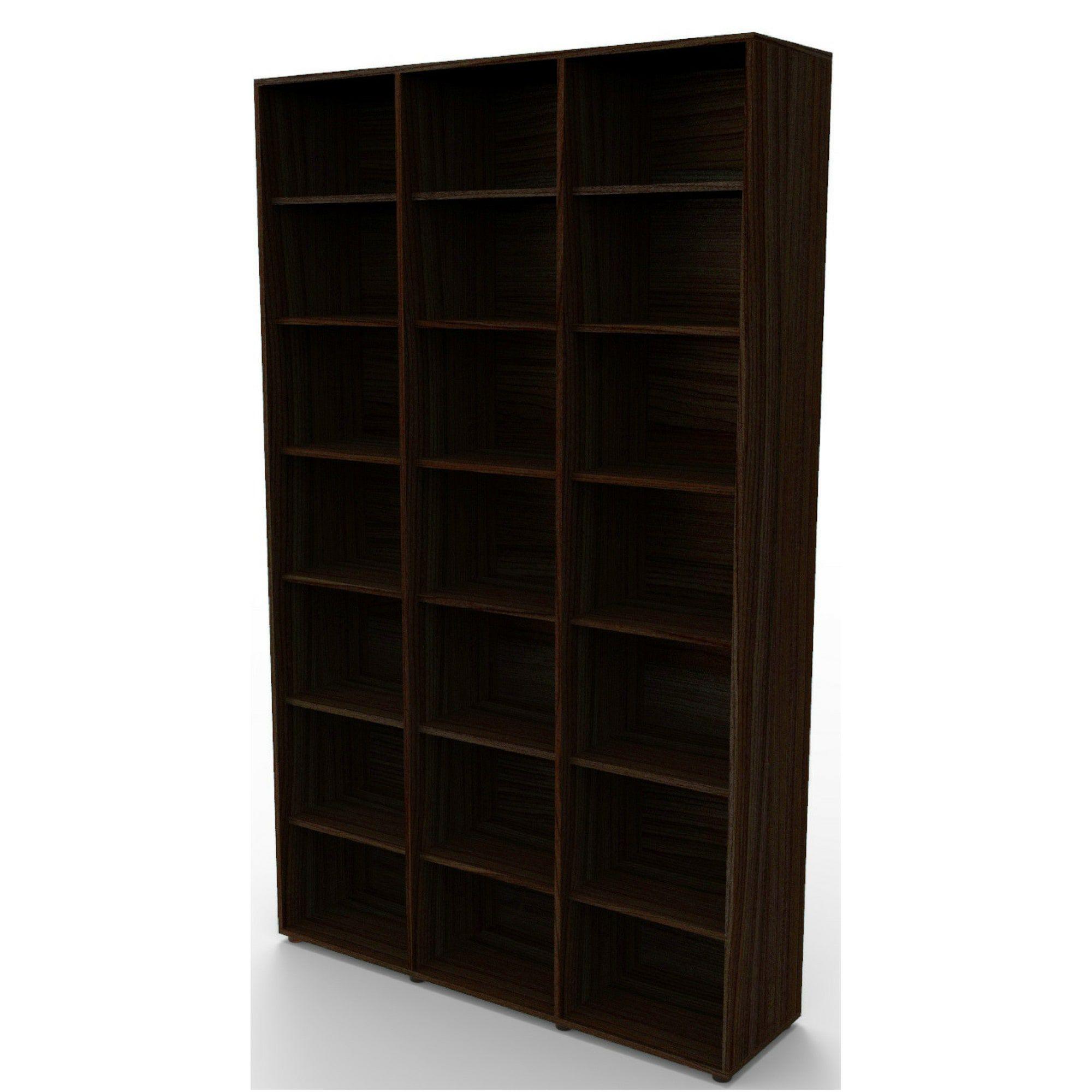 Estante biblioteca para livros bookcase tabaco BK03TB Bürohaus