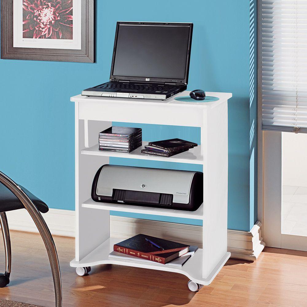 Mesa para notebook com tampo portátil Artely