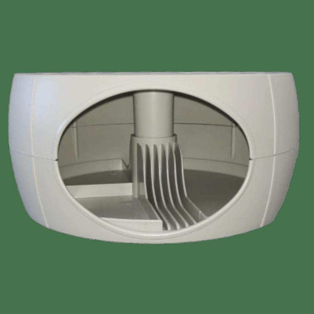 Suporte para monitor cinza Bürohaus