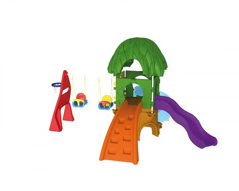 Casa na Arvore Xalingo  - Casinha Infantil Decorlazer