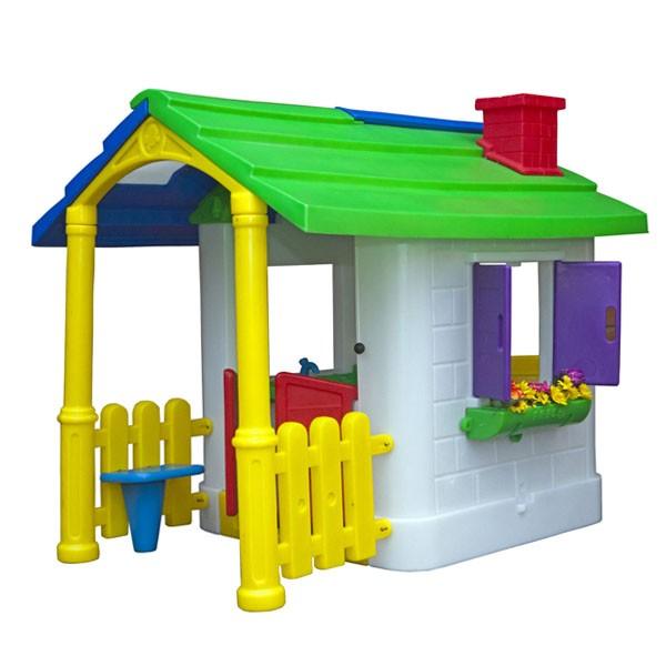 CASINHA DE CAMPO STANDARD  - Casinha Infantil Decorlazer