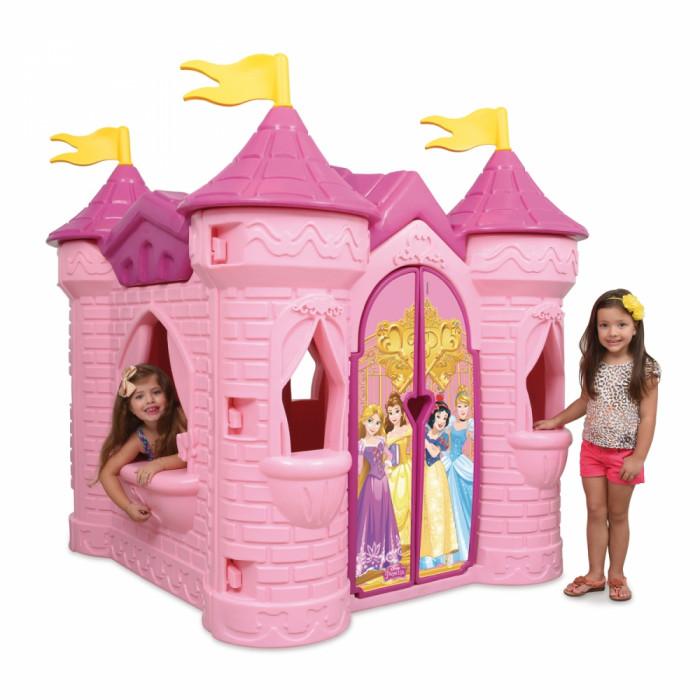 Castelo das Princesas Disney Xalingo  - Casinha Infantil Decorlazer