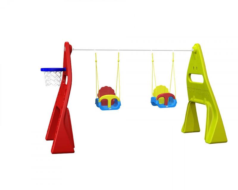 Multi Balanço - Xalingo  - Casinha Infantil Decorlazer