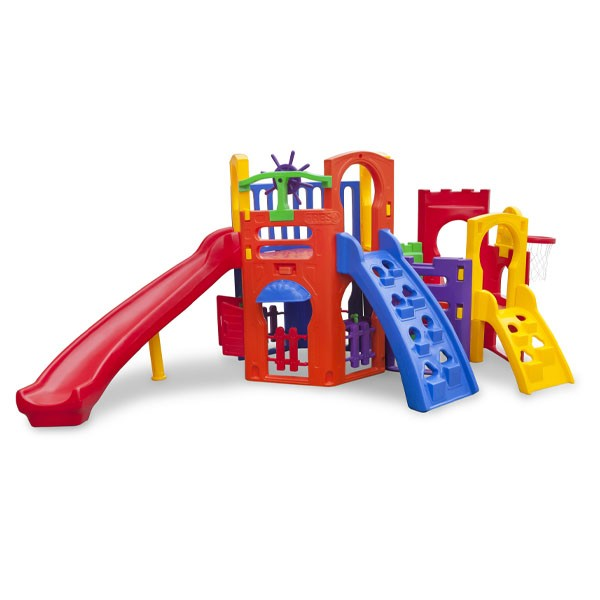MULTIPLAY PETIT + PLAY HOUSE   - Casinha Infantil