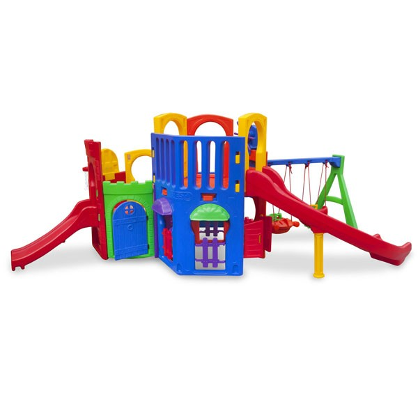MULTIPLAY PETIT + PLAY HOUSE + KIT FLY DUPLO  - Casinha Infantil