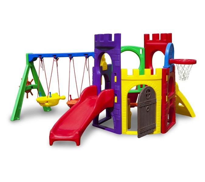 PETIT PLAY COM BALANÇO  - Casinha Infantil
