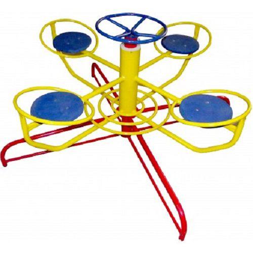 Playground de Ferro Carrossel  - Casinha Infantil