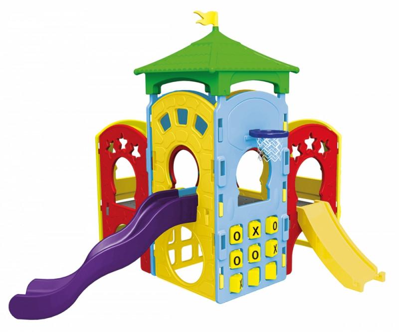 Playground Modular Star Xalingo  - Casinha Infantil Decorlazer