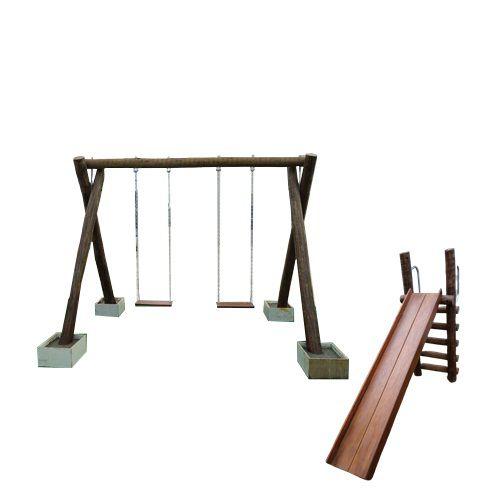 Promoção 4 - Balanço e Escorregador