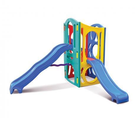 Super Playground de Plástico Mundo Azul