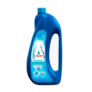 Algicida Atcllor Limper Manutenção 1 Litro