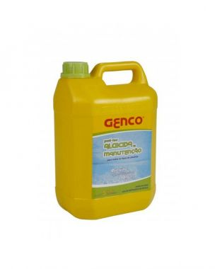 Algicida de Manutenção Pool Trat Genco 5 Litros