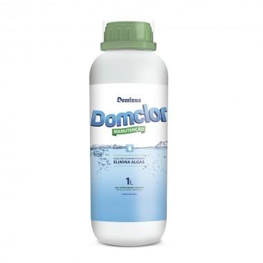 Algicida Manutenção DomClor 1 Lt