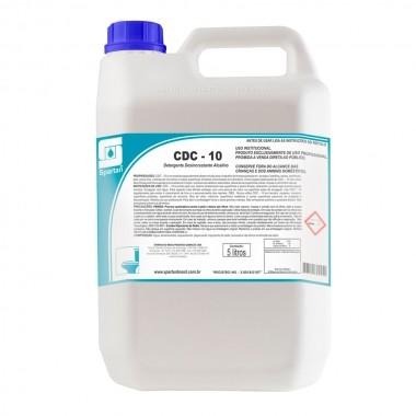 CDC-10 Detergente Clorado 5 Litros