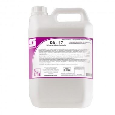 Detergente de Baixa Espumação DA-17  5 Litros