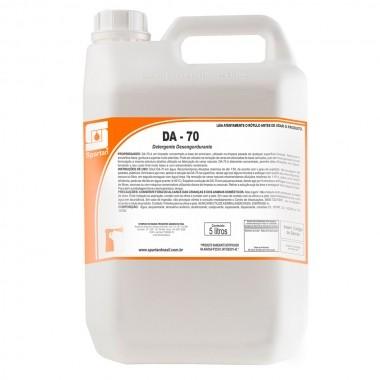 DA-70 Limpador Amoniacado Concentrado 5 Litros