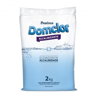 Elevador de Alcalinidade Domclor 2 Kg