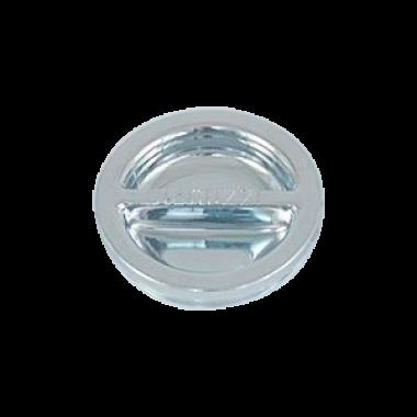 Plug VF15 ABS Nat/Cromado