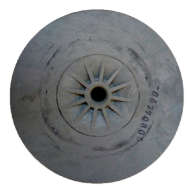"Rotor ""DM2"" 3293-0 161,9 -0,3"
