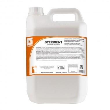 Desinfetante e Limpador Bactericida Sterigent  5 Litros