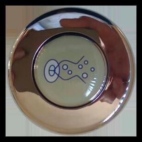 Acionador Pneumático de Banheira FBTJC003