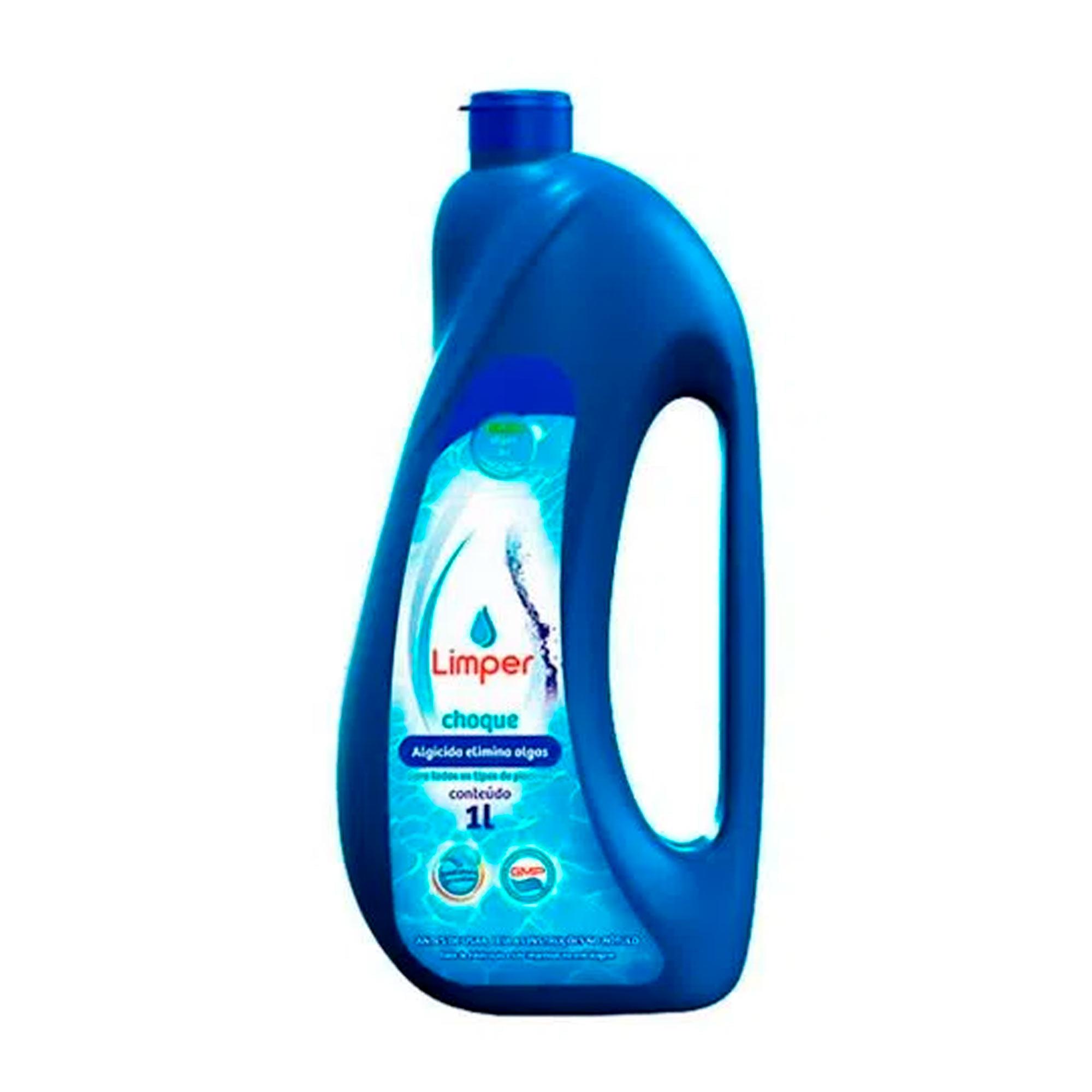 Algicida Atcllor Limper Choque 1 Litro