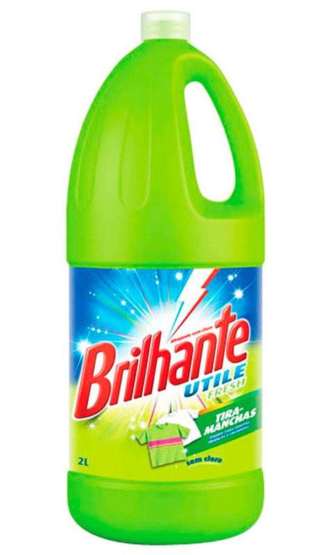 Alvejante Brilhante Utile 2 Litros