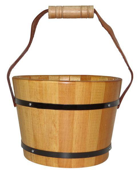 Balde para Sauna Seca