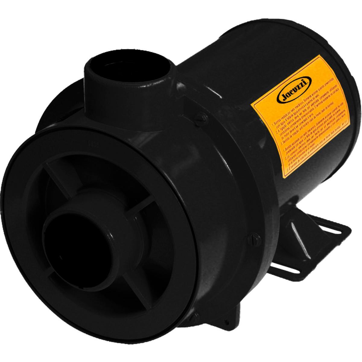 Bomba Para Hidromassagem Jacuzzi 5lq-M 1/2 Cv Monofásica 110/220v - Até 2 Bicos