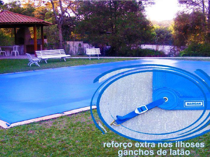 Capa de Proteção para Piscinas - m²