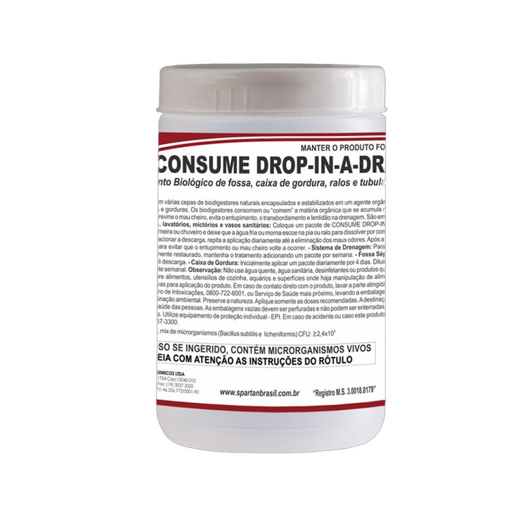 Consume Drop in a Drain 350g