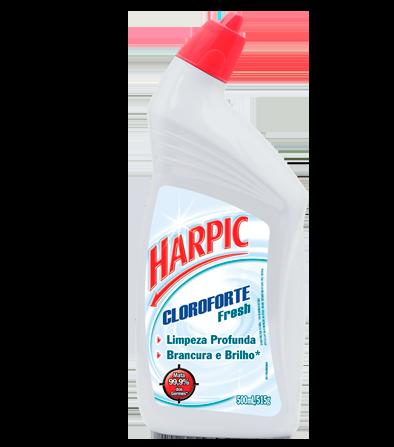 Desinfetante Cloro Harpic 500ml