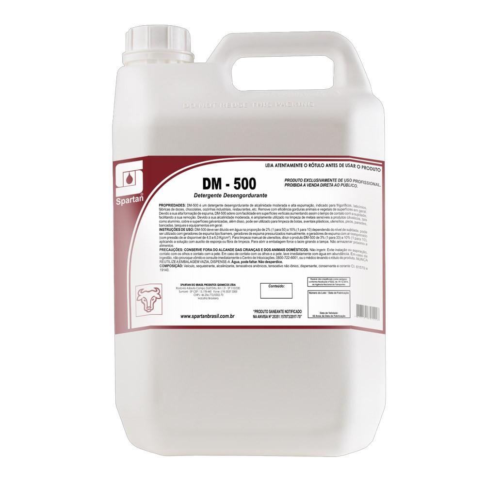 Detergente Desengordurante -DM-500  5 litros