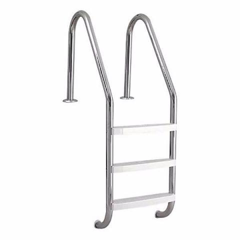 Escada para Piscina com Degraus em ABS albacete