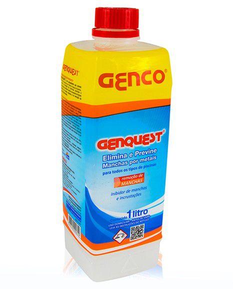 Genquest Tira Manchas Genco 1 Litro