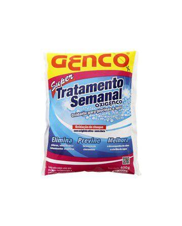 Oxigenco Tratamento Semanal Genco 400g