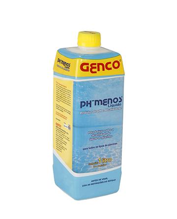 Redutor de PH e Alcalinidade Genco